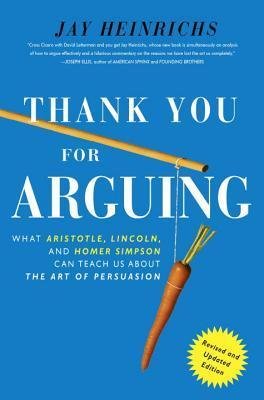 Thank You for Arguing Cover Image