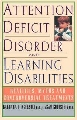 Attention Deficit Disorder and Learning Disabilities