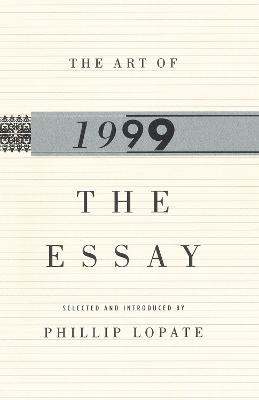The 1999 Essay