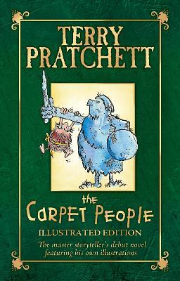 The Carpet People: Illustrated Edition
