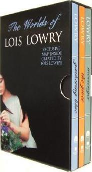 The Worlds of Lois Lowry 3 Copy Boxed Set