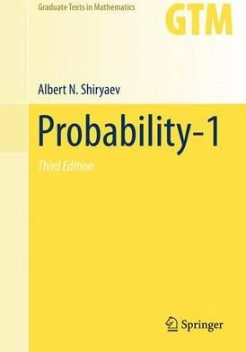 Probability-1 Cover Image