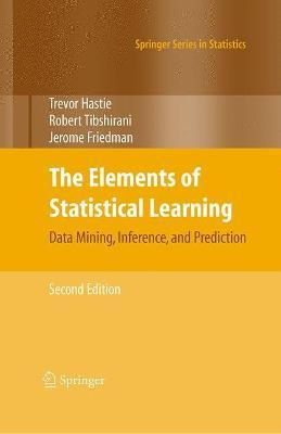 Elements of Statistical Learning 2017