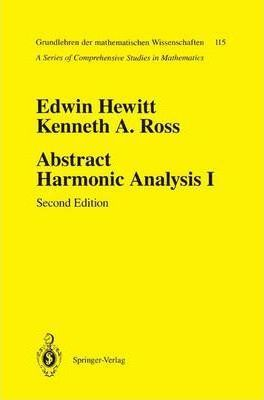Abstract Harmonic Analysis