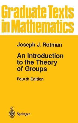 an introduction to the theory of groups joseph j rotman rh bookdepository com Emmy Noether Abstract Algebra Abstract Algebra Help