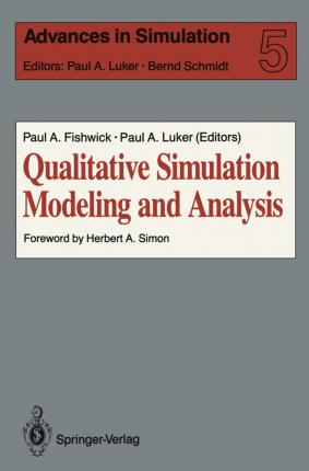 Qualitative Simulation Modelling and Analysis