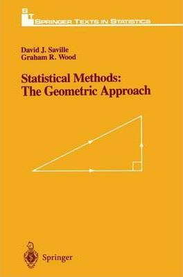 Statistical Methods The Geometric Approach