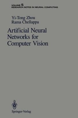 Artificial Neural Networks for Computer Vision