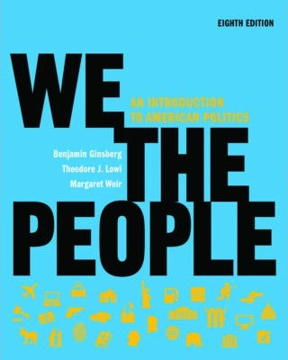 We the People Full Eighth/E
