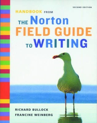 Handbook from Norton Field Guide to Writing 2nd