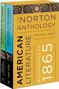 The norton anthology of american literature levine 9780393264548 the norton anthology of american literature fandeluxe Images