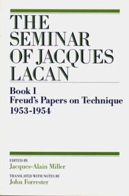 The Seminar of Jacques Lacan