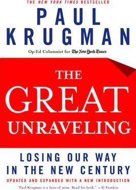 The Great Unraveling