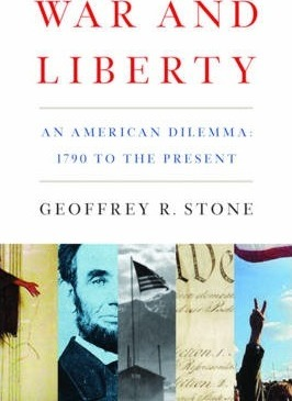 War and Liberty  An American Dilemma 1790 to the Present