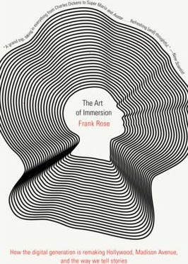 a personal review of the art of immersion by frank rose Browse our exclusive art reviews which featured the latest news carmen herrera, rose hinton collecting art via smart phones, plus david cohen, frank.