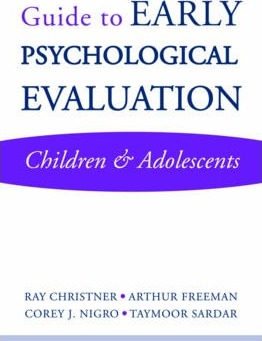 Psychological Evaluation | Guide To Early Psychological Evaluation Ray Christner 9780393705393