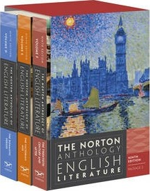 The Norton Anthology of English Literature Cover Image