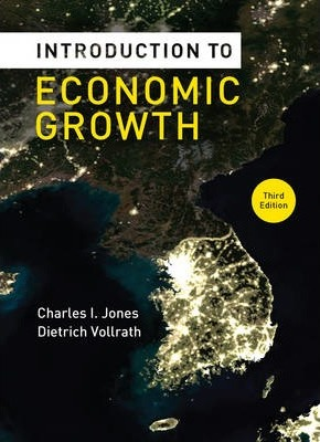 Introduction to Economic Growth 3E