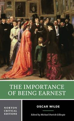 essays on the importance of being earnest by oscar wilde How does oscar wilde used satirical convey his purpose in the play the importance of being earnest at lease three elements explored in depth, each element should be.