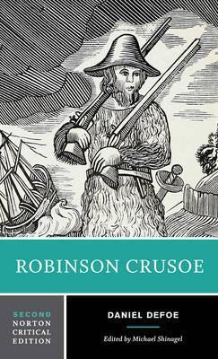 Robinson crusoe (norton critical editions) 2nd (second) edition by.