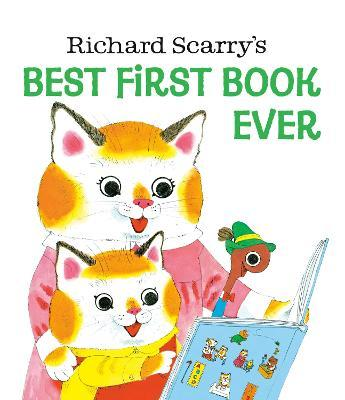Best Word Book Ever Richard Scarry