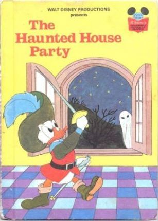 Walt Disney Productions Presents the Haunted House Party