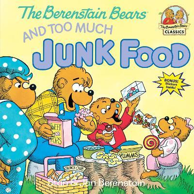 Berenstain Bears Too Much Junk Fd