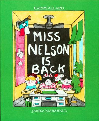 Miss Nelson is Back : Reading Rainbow