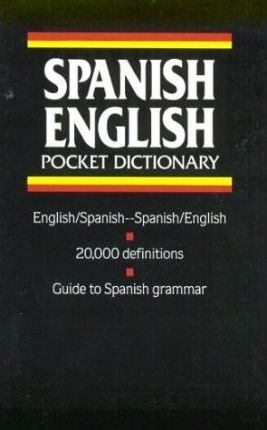 Spanish/English Pocket Dictionary