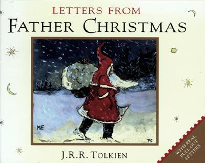 Letters from father christmas j r r tolkien 9780395741320 letters from father christmas spiritdancerdesigns Gallery