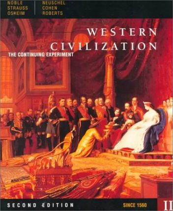 Western Civilization: Since 1560 v. 2