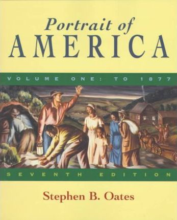 Portrait of America To 1877 v. 1