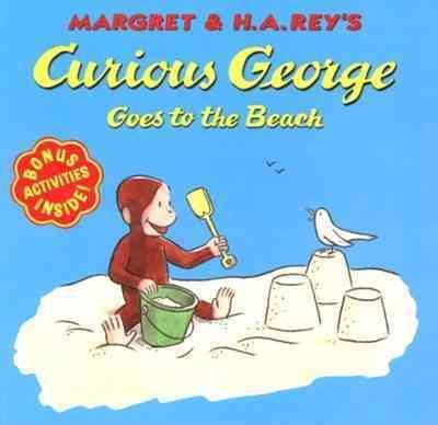 Margret & H.A. Rey's Curious George Goes to the Beach