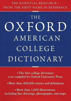 The Oxford American College Dictionary