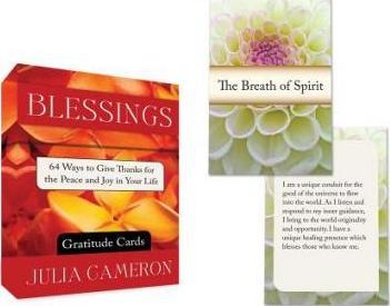 Blessings : 64 Ways to Give Thanks for the Peace and Joy in Your Life thumbnail
