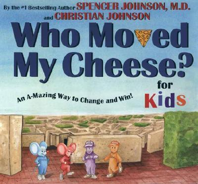a review of who moved my cheese a motivational tale by spencer johnson This book review is on who moved my cheese for teens by spencer johnson, md.