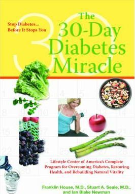 30-Day Diabetes Miracle : Stop Diabetes.Before it Stops You