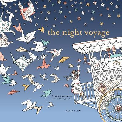 The Night Voyage Cover Image