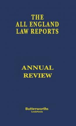 All England Law Reports Annual Review 1996