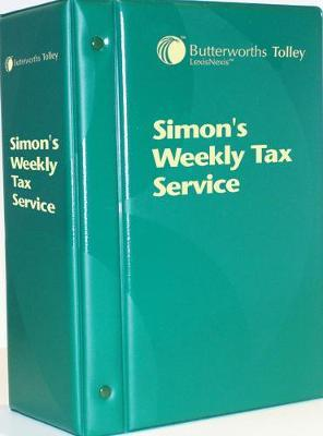 Simon's Weekly Tax Service
