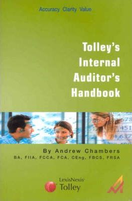 Internal Auditor's Handbook
