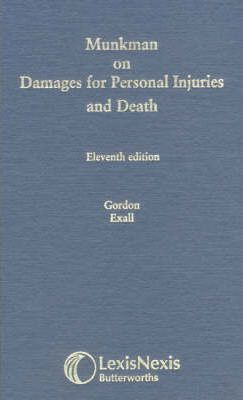 Damages for Personal Injuries and Death
