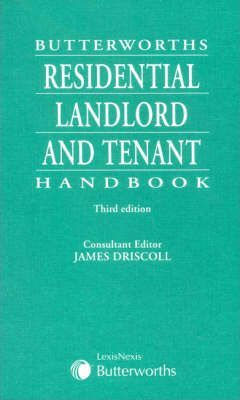 Butterworths Residential Landlord and Tenant Handbook