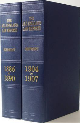 All England Law Reports Reprint (1558 - 1935) Set