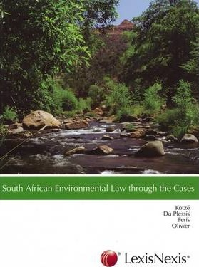 South African Environmental Law Through the Cases