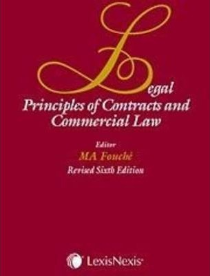 Legal Principles of Contracts and Commercial Law