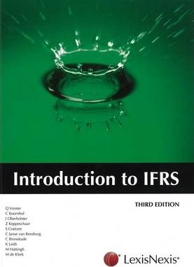 Intro to IFRS 2010