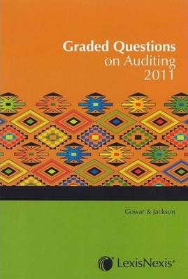 Graded Questions on Auditing 2011