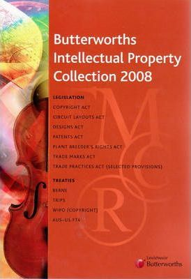 Butterworths Intellectual Property Collection 2008