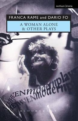 "A ""Woman Alone"" and Other Plays"